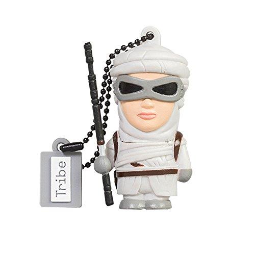 Clé USB 16 Go Rey - Mémoire Flash Drive 2.0 Originale Star Wars, Tribe FD030506