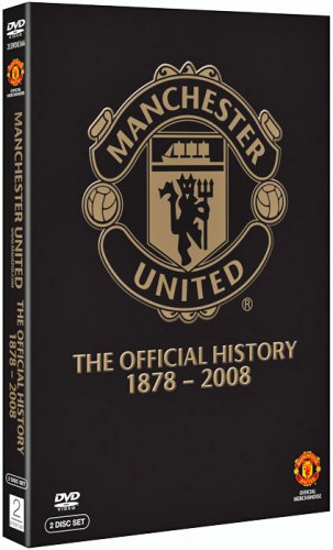 Manchester United: The Official History - Revised Edition [DVD]