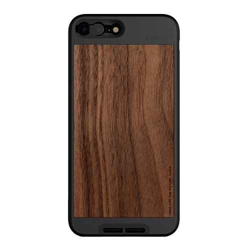 Moment Case for iPhone 7 Plus/8 Plus- 6ft Drop Protection and Strap Attachment
