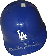 Duke Snider signed Los Angeles Dodgers Mini Batting Helmet- Hologram - PSA/DNA Certified - Autographed MLB Mini Helmets