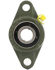 Rodamiento rombal, Cojinete rombal autoalineador UCFL204, Rodamiento de bloque de almohada de brida oval para diversas máquinas