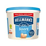 Hellmann's salsa mayonesa profesional sabor suave - cubo 5l