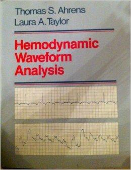 Hemodynamic Waveform Analysis