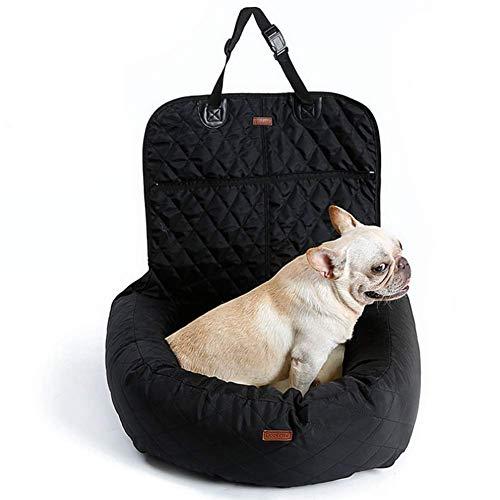 Huisdier hond Auto Stoel Cover Bed Waterdicht Verwijderbare Duurzame Nonslip Met Veiligheidsriem Binnen Voor Kraag Reizen Accessoires 900D Gucci Nylon + Was Katoen