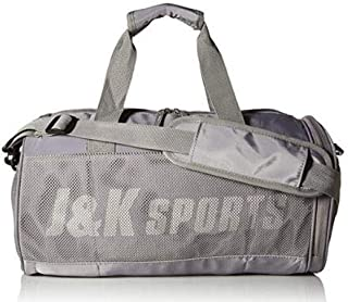 Small Men Women Gym Sports Duffle Bag with Waterproof Wet Pocket & Shoes Compartment for Overnight and Travel