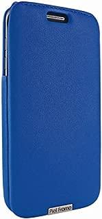 Piel Frama iMagnum Wallet Case for Samsung Galaxy S7 Edge - Blue