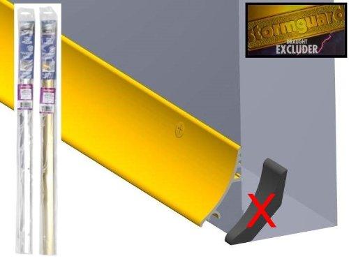 Stormguard 07SR0130914G Regenabweiser, 32/914mm, Goldoptik