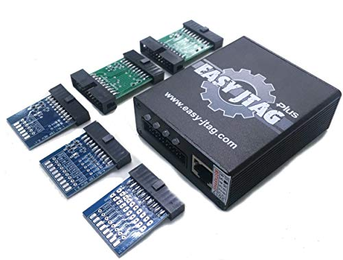 Leere Z3x Easy Jtag Plus Box und Adapter (keine Karte im Lieferumfang enthalten).