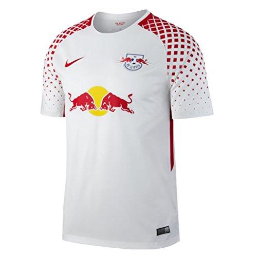 Camiseta Nike RBLZ M NK BRT STAD JSY SS HA color blanco, blanco/rojo, extra-large