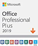 Microsoft Office 2019 Professional Plus 32 bit & 64 bit - Licenza originale Licenza Elettronica inviata in giornata tramite email Amazon + Guida Office 2019 Professional Plus - Pacchetto Completo - Word Excel PowerPoint Publisher Access OneNote Outlo...