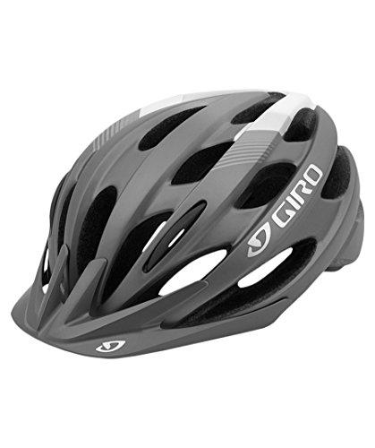 Giro Hale Helm, mat Titanium/White, Uni 54-61cm