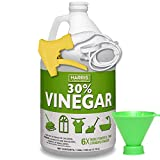 30% Pure Vinegar, Extra Strength by Harris with Trigger Sprayer and...