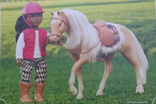 OG Lori Seraya with American Quarter Horse