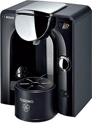 Bosch Tassimo Charmy TAS5542GB Coffee Machine, 1300 Watt, 1.4 Litre - Black