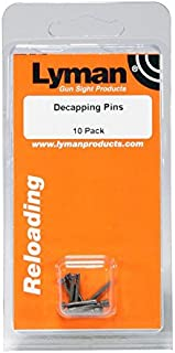 Lyman Decapping Pins 10 Pack