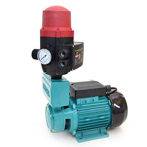 Gartenpumpe Kreiselpumpe 750W 7,8bar 2880l/h + Schaltautomatik
