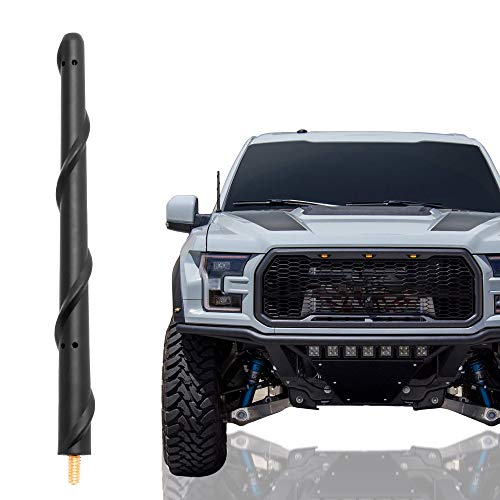 KSaAuto Short Antenna Compatible with Ford F150 2009-2021, 7 Inch...