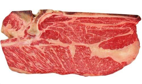 Biru Wagyu Chuck Steak Bone-In, 8 Wochen ShioMizu Aged, TK, Gewicht 950g