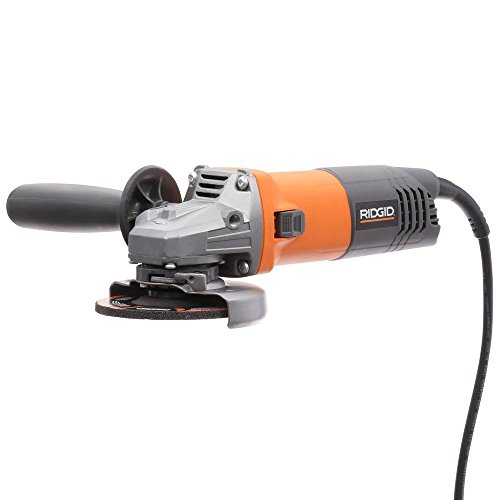 Ridgid R1006 8-Amp 4-1/2 in. Angle Grinder