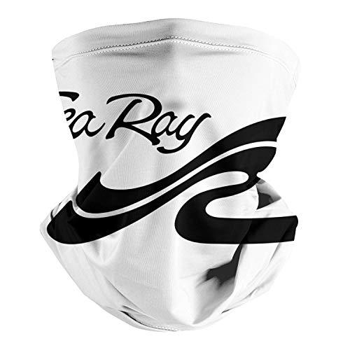 Pupkitten Seamless Face Mask Headband Sea-Ray-Logo-Black- Multifunctional Headwear Neck Gaiter Balaclava for Dust Outdoor Sports Raves Festivals