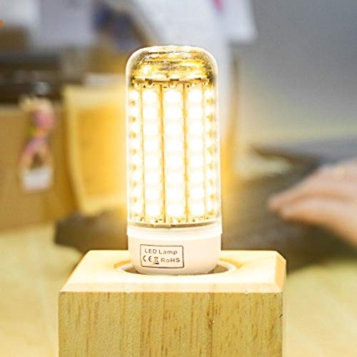 Dekorative Glühbirnen E14 89Leds Smd5730 Lampe Licht Led Mais Licht 220V Lampada Led Kerzenlicht Scheinwerfer 4Pcs Warm White