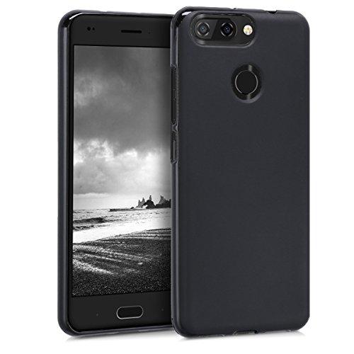 kwmobile Hülle kompatibel mit ZTE Blade V9 Vita - Hülle Handyhülle - Handy Hülle in Schwarz matt