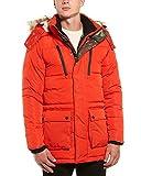 Superdry Men's SD Expedition Parka (Large, Blood Orange)