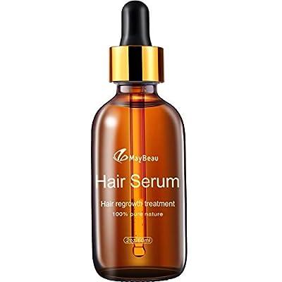Hair Growth Oil MayBeau Upgrated Hair Growth Serum Hair Loss