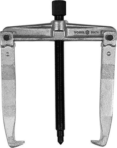 Vorel Universal Abzieher Werkzeug 2 Armig, hochwertige Ausführung, Größenwahl 75/100/130/150/200mm Lagerabzieher Klauenabzieher Parallel (200mm)