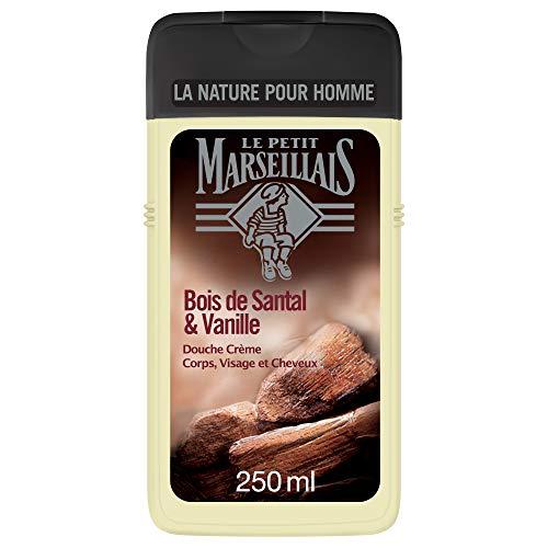 Le Petit Marseillais Douche pour Homme Santal Vanille 250 ml