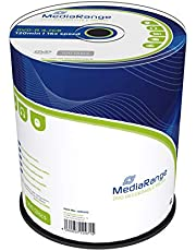 MediaRange DVD-R 4.7 Gb|120 min 16x Speed, Cake 100