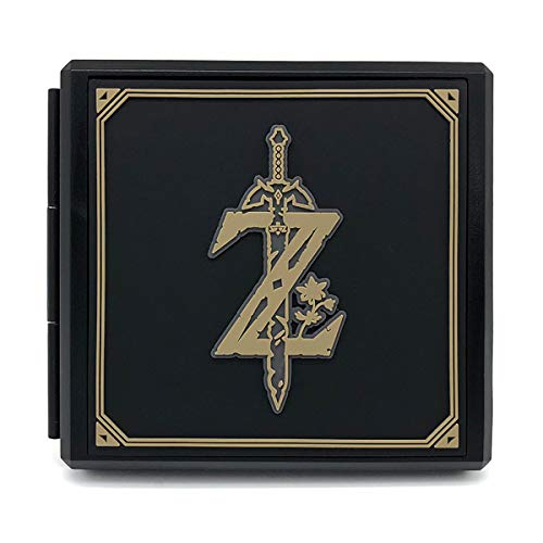 dainslef 12 in 1 Game Card Case for Nintendo Switch Zelda Switch Game Storage Nintendo Switch Game Card Case