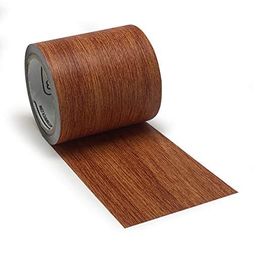 Match 'N Patch Realistic Wood Grain Repair Tape, Red Oak (Newer Version)