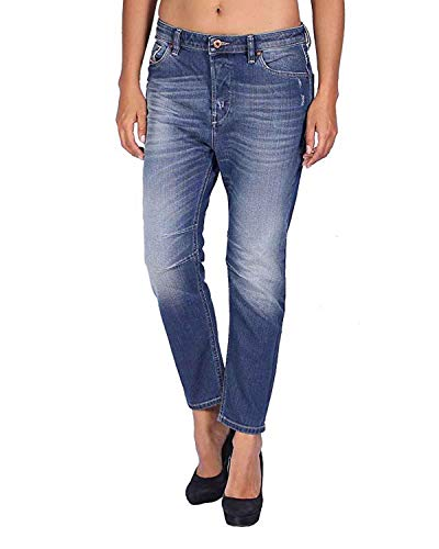 Diesel Eazee-R R828H Damen Jeans (30W / 32L, Blau)