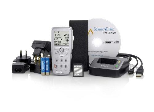 Philips Digital Pocket Memo 9600 LFH9600 Digital Recorder