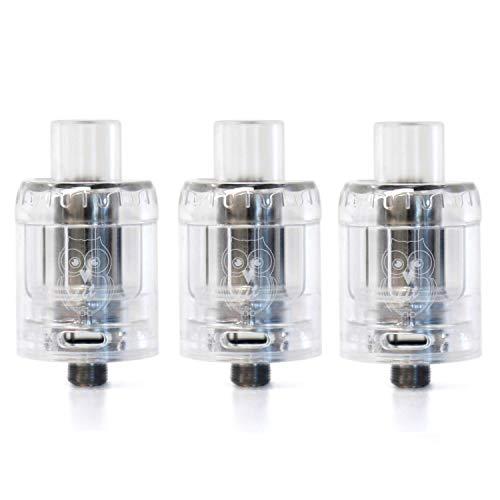 Atomizzatore Preco Tank Mesh coil Vzone - Clear 3 PEZZI