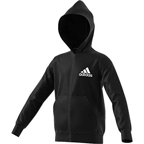 Adidas Yb Mh Pl Fz Sweatshirt voor jongens