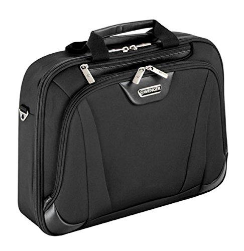 Wenger WG72992217 RV-Businesstasche Aktentasche, Schwarz