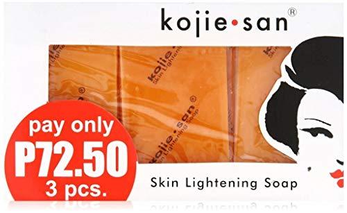 Kojie San Kojic Acid Zeep skin lightening zeep