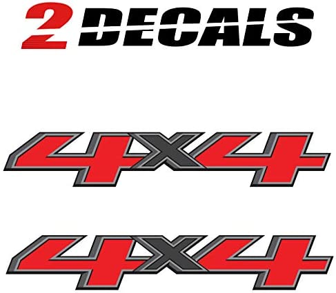 4x4 truck decals _image2