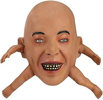 Hautton Men's Creepy Scary Horrific Halloween Mask