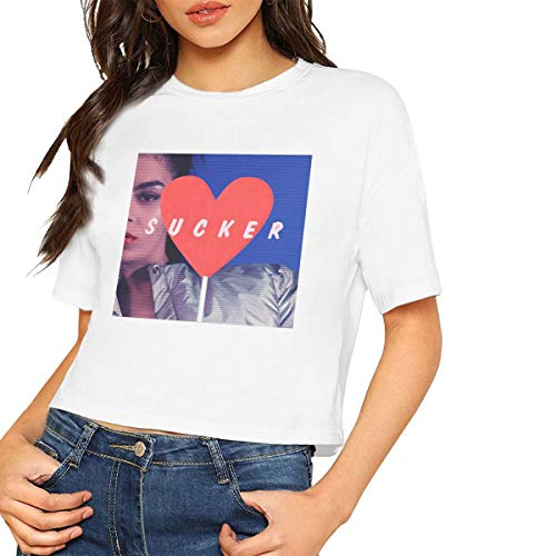 TVXQXIAH Charli XCX Shirt Fashion Design Charli XCX Short Sleeve Fleece Pullover for Youyh Weekend White