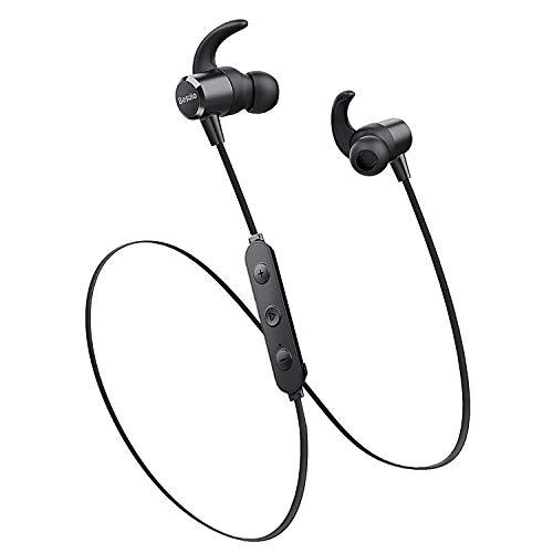 Bluetooth Kopfhörer in Ear, Ohrhörer Bluetooth Magnetisches Sport Kopfhörer kabellos, mit 20-stündiger Playtime, IPX6 Wasserdicht, Bluetooth 5.0 Eingebautes Mikrofon, Federleicht für iPhone, Android