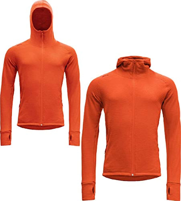 Devold Egga Man Jacket with Hood