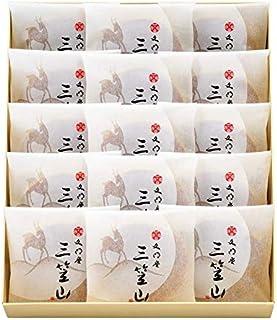 文明堂 三笠山 1箱(15個入り) どら焼き 和菓子 あんこ ギフト 贈り物 ご進物