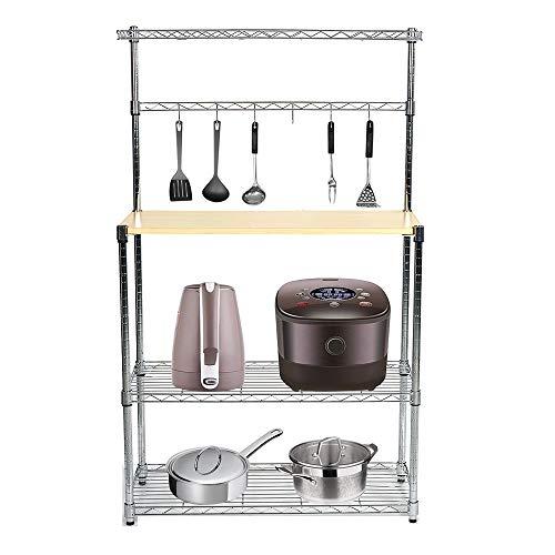 Livebest 4-Tier Kitchen Standing Baker