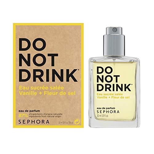 Sephora Do Not Drink Perfume Vanilla + Sea Salt 30ml