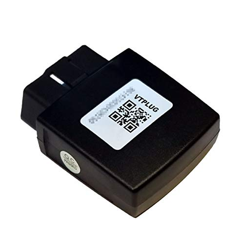 AccuTracking VTPLUG TK374 4G Real Time Online GPS OBD II Vehicle Tracker