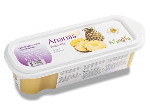 ラ・フルティエール (冷凍) パイナップルピューレ 1kg