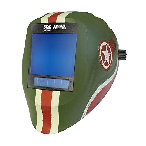ArcOne Vision Welding Helmet with X81V Auto Darkening Filter (Tank)